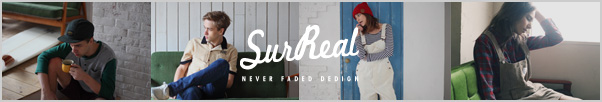 SURREAL -Never Faded Design-
